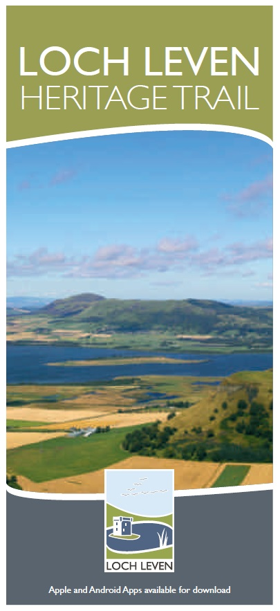 Lochleven Heritage Trail Leaflet Cover Photo