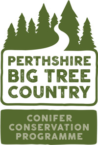 PBTC Conifer Conservation Programme logo