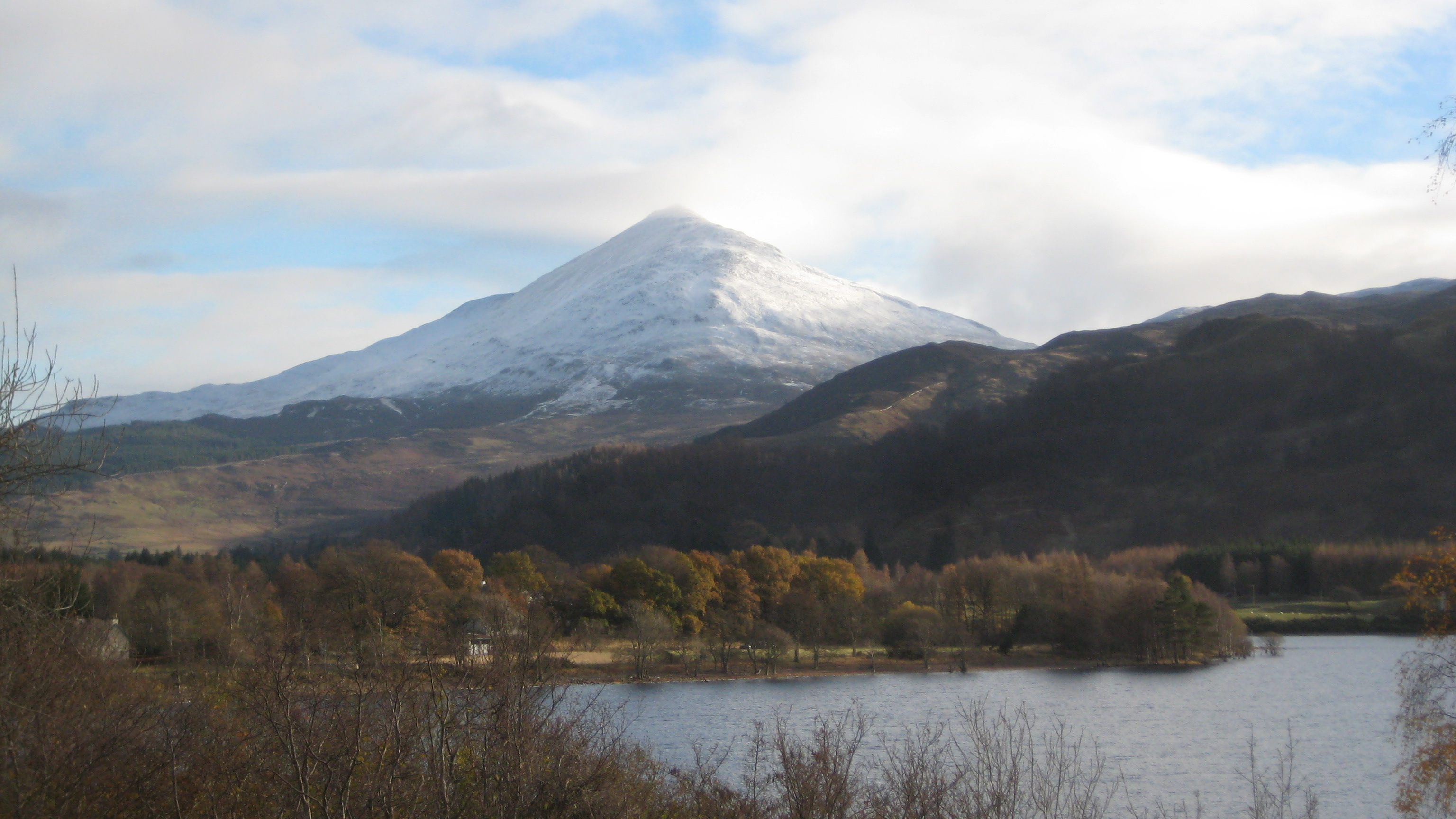View of Schiehallion
