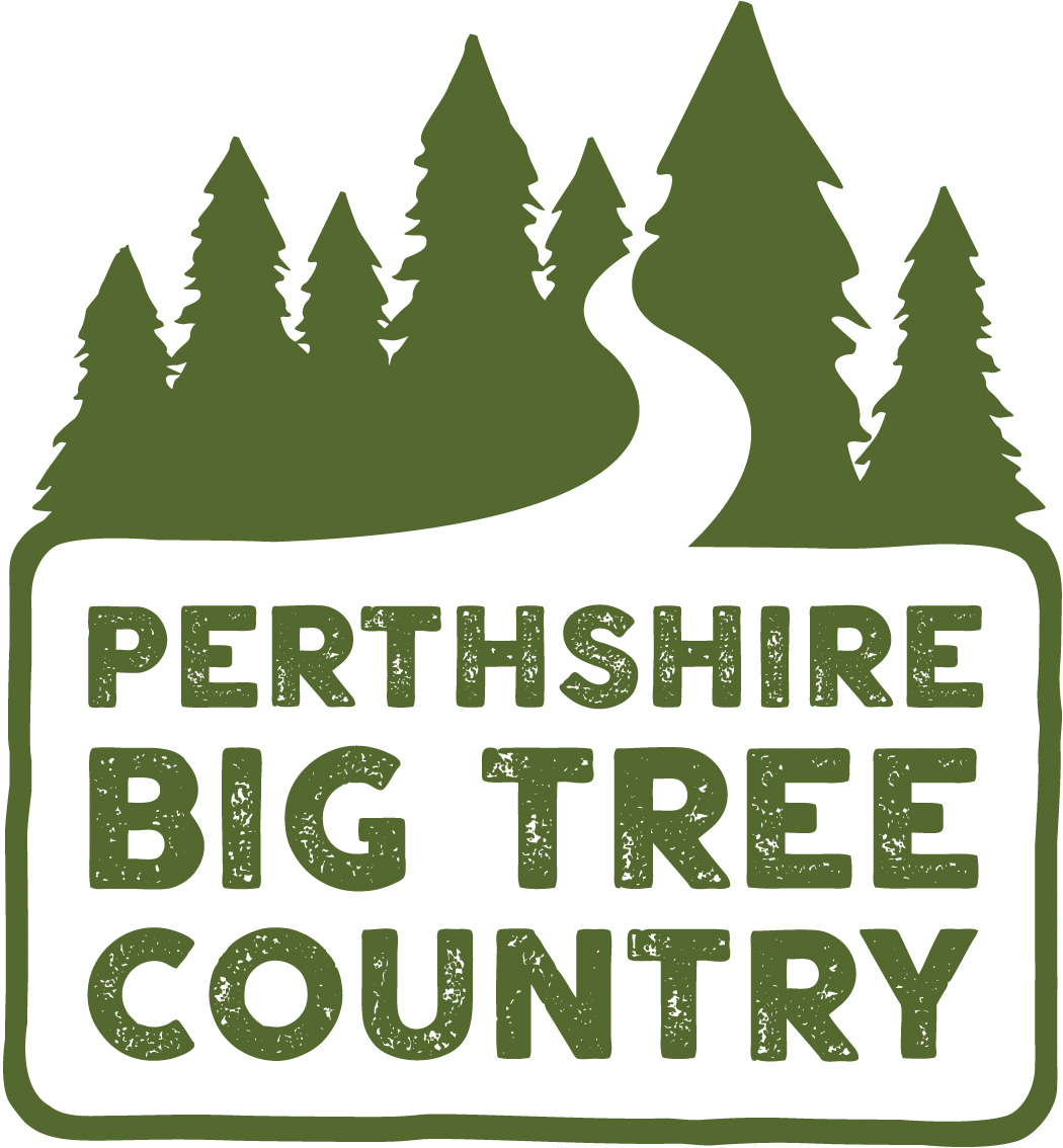 Perthshire Big Tree Country logo