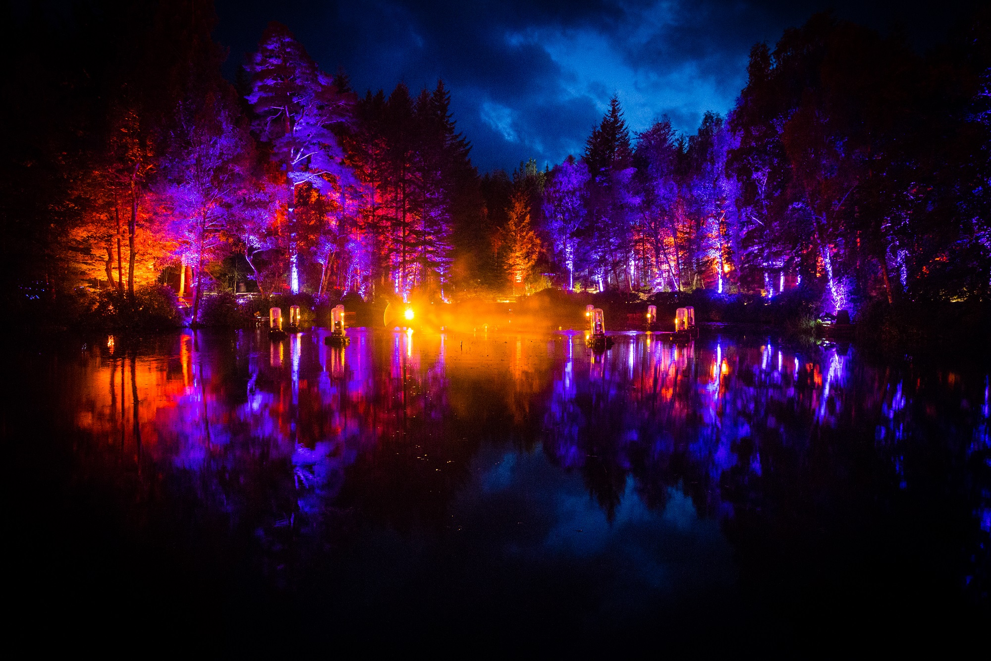 The Enchanted Forest: Photo courtesy of Enchanted Forest / Angus Forbes Photography