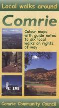 Comrie Path Network leaflet