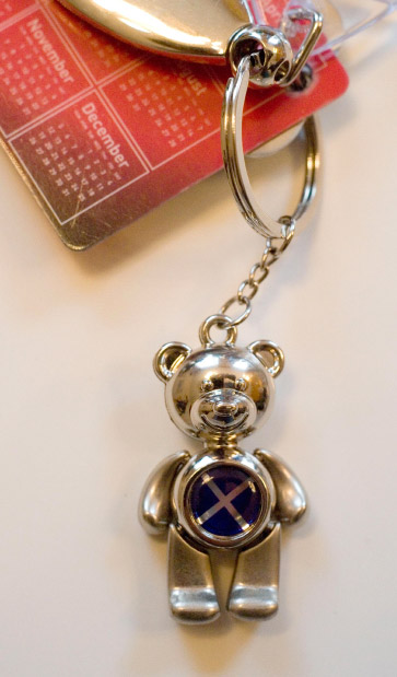 Little bear Travel Bug
