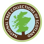 National Tree Collections of Scotland (NTCS) logo