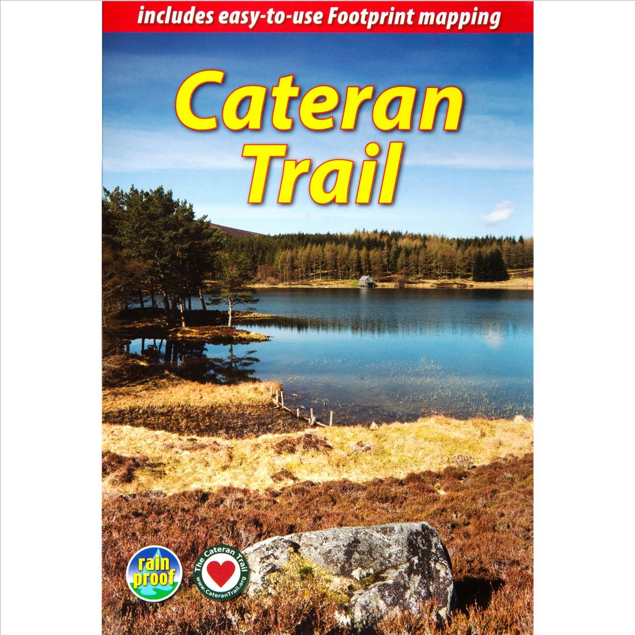 Cateran Trail Book cover