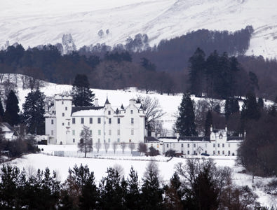 Blair Castle near Blair Atholl, Perthshire © VisitScotland / Paul Tomkins, all rights reserved