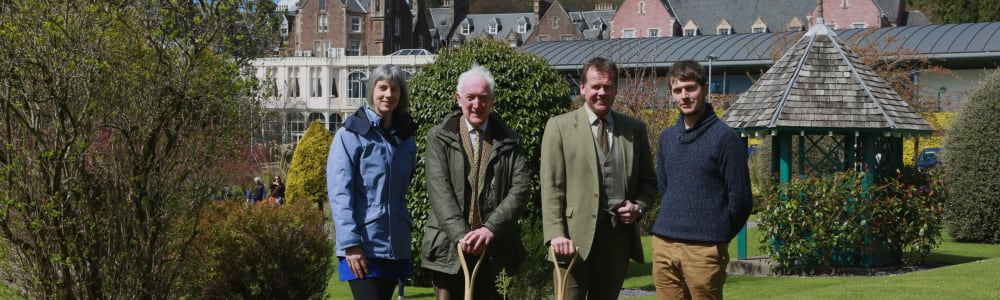 Crieff Hydro reaches for the tree tops