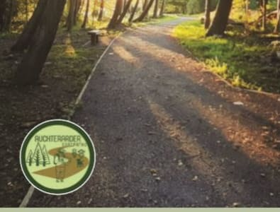Auchterarder Path Network leaflet launched