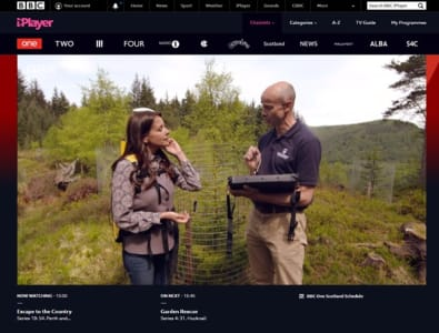 PCCP on BBC One Escape to the Country