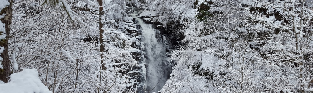 Top 10 Winter Walks in Perthshire