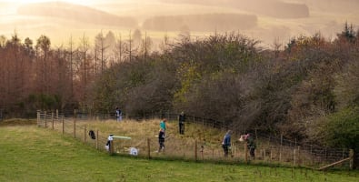 Countryside access at Bamff gets £13k funding