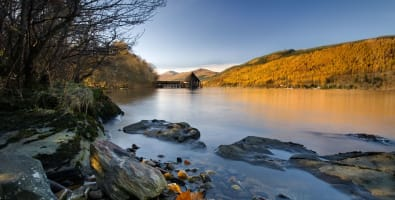 071212_The_Crannog_Loch_Tay_©Mike_Bell