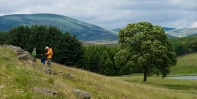 Cateran Trail © photos by zoe