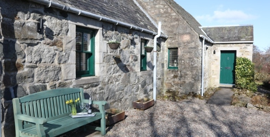 Bolthole Cottage becomes third supporter of Cateran Trail