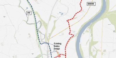 Stanley to Luncarty active travel route community consultation launched