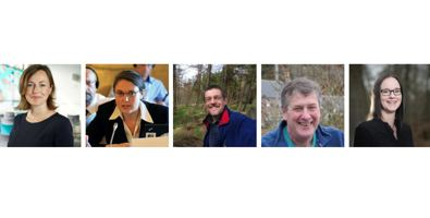PKCT welcomes five new Trustees